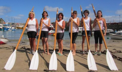 Ladies Newquay County Champs 2013