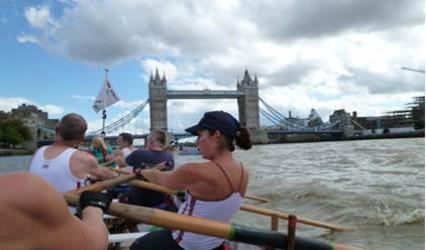 Great London River Race 2013