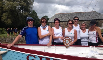 Ladies A win the Tamar Challenge 2014!