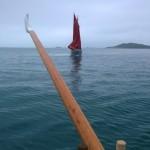 Beautiful sailing gig