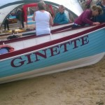 Our beautiful Ginette