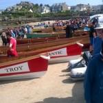 Boats on the beach